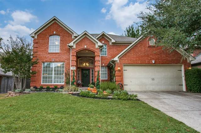 1005 Glen Chester Drive, Flower Mound, TX 75022 (MLS #14459866) :: Hargrove Realty Group
