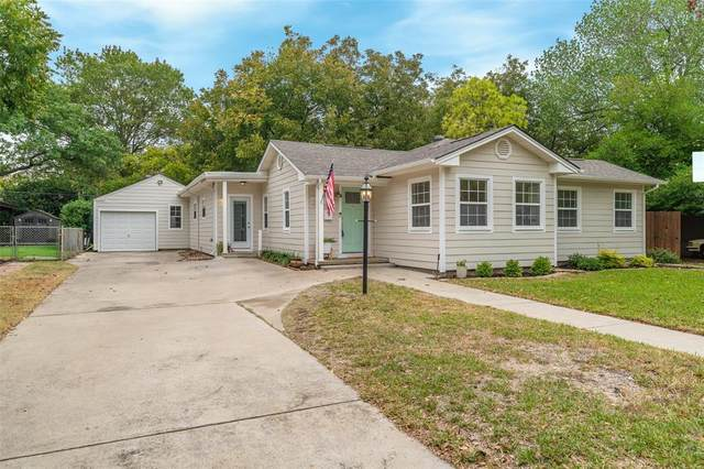 6432 Kenwick Avenue, Fort Worth, TX 76116 (MLS #14459876) :: The Mauelshagen Group
