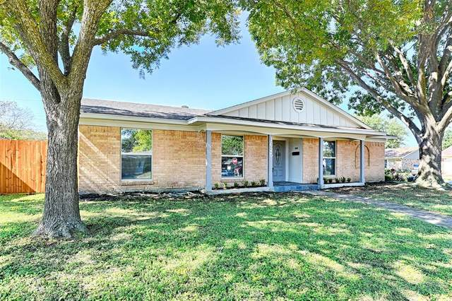 1625 Mosswood Circle, Garland, TX 75042 (MLS #14459881) :: Lyn L. Thomas Real Estate | Keller Williams Allen
