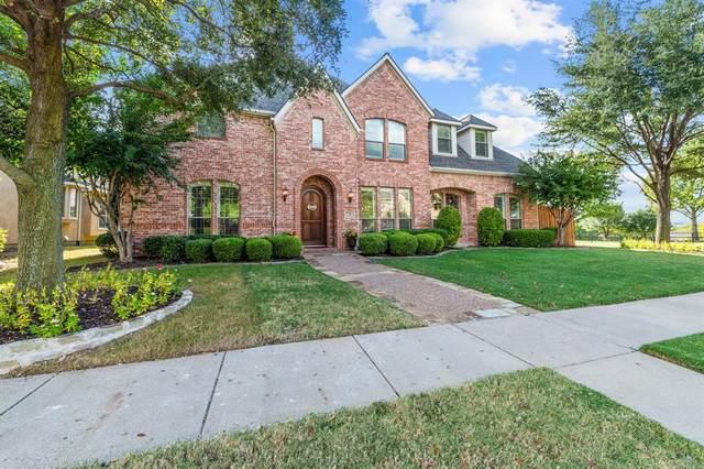 5113 Running Brook Drive, Frisco, TX 75034 (MLS #14459883) :: Robbins Real Estate Group