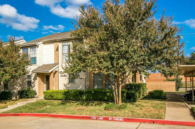 3635 Garden Brook Drive #14600, Farmers Branch, TX 75234 (MLS #14459897) :: Hargrove Realty Group