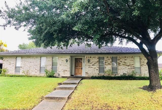 5902 Fawn Valley Lane, Rowlett, TX 75089 (MLS #14459904) :: The Mauelshagen Group