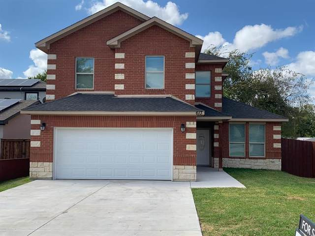 613 SW 15th Street, Grand Prairie, TX 75051 (MLS #14459917) :: Lyn L. Thomas Real Estate | Keller Williams Allen