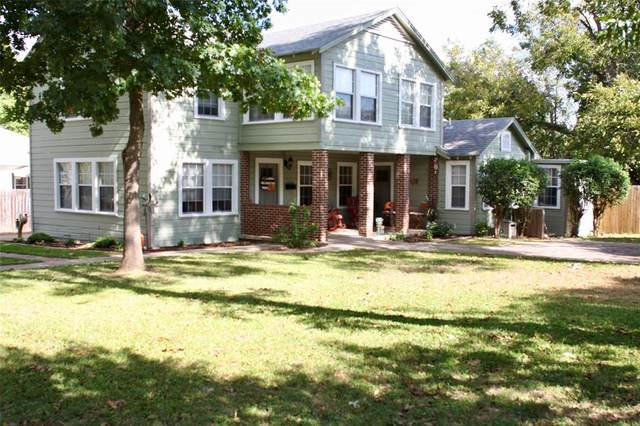 2208 Vincent Street, Brownwood, TX 76801 (MLS #14459918) :: All Cities USA Realty