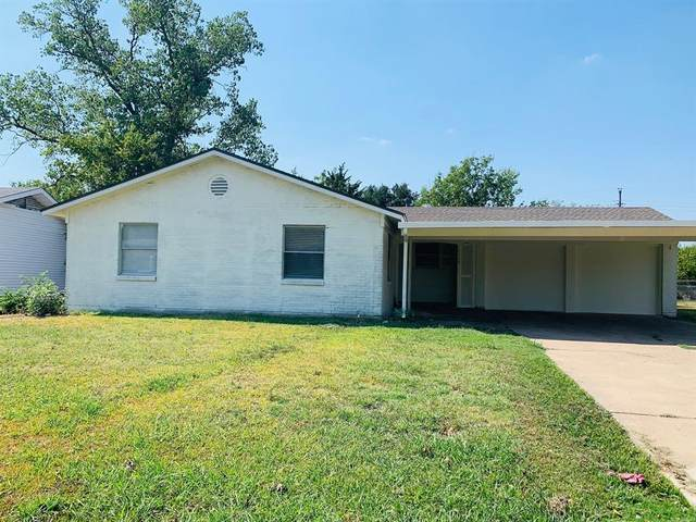 2528 W Rochelle Road, Irving, TX 75062 (#14459928) :: Homes By Lainie Real Estate Group