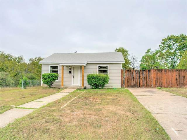 1505 Avenue E, Fort Worth, TX 76104 (MLS #14459930) :: Robbins Real Estate Group