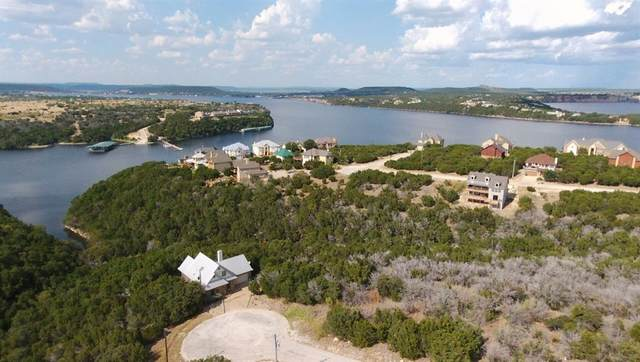 Lot 67 Preston Trail, Possum Kingdom Lake, TX 76449 (MLS #14459957) :: Real Estate By Design
