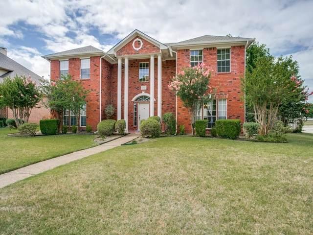 3528 Dartmouth Drive, Plano, TX 75075 (MLS #14459962) :: Robbins Real Estate Group