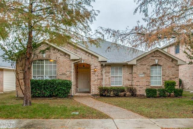 5301 Spicewood Drive, Mckinney, TX 75070 (MLS #14459981) :: Team Hodnett