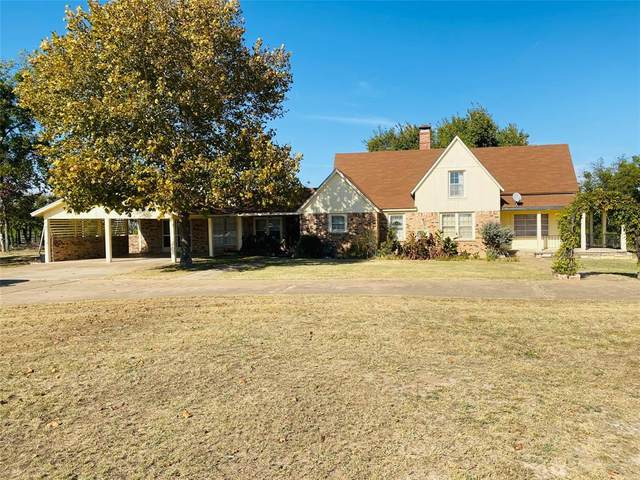 1704 W State Highway 6, Dublin, TX 76446 (MLS #14459986) :: All Cities USA Realty