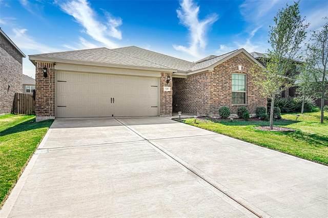 128 Collin Street, Anna, TX 75409 (MLS #14459991) :: The Kimberly Davis Group