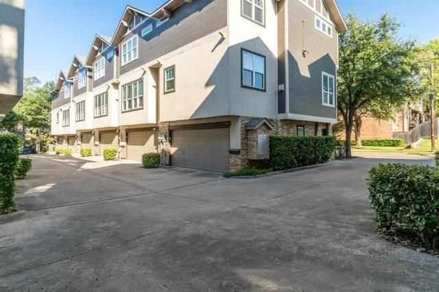 4060 Buena Vista Street F, Dallas, TX 75204 (MLS #14459994) :: Team Hodnett