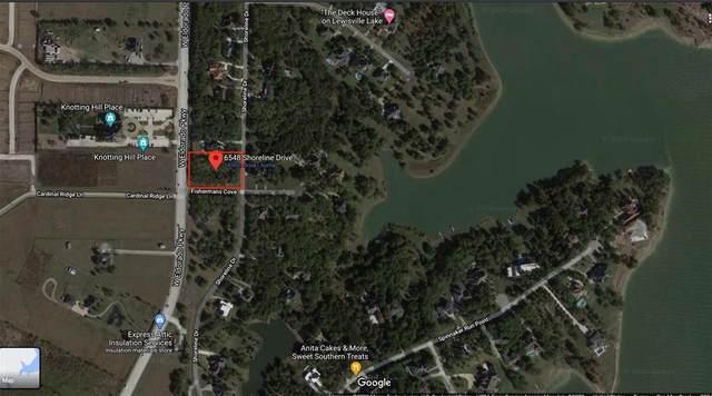6548 Shoreline Drive, Little Elm, TX 75068 (MLS #14460011) :: Post Oak Realty