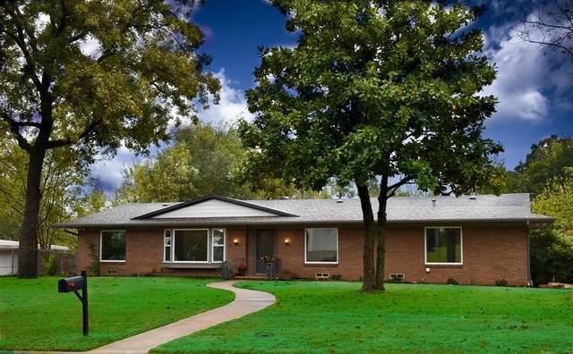 1530 W Acheson Street W, Denison, TX 75020 (MLS #14460047) :: The Kimberly Davis Group