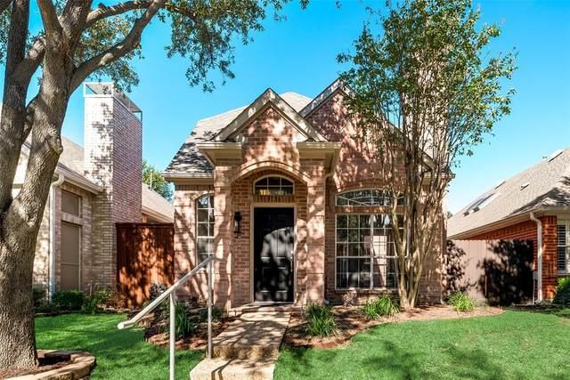 3733 Chatham Court Drive, Addison, TX 75001 (MLS #14460059) :: Keller Williams Realty