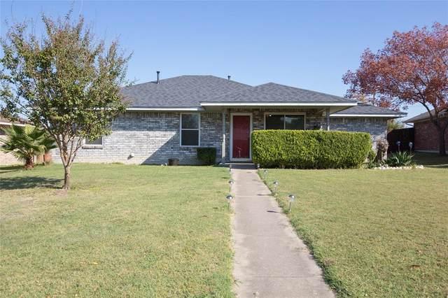 126 Lawndale Drive, Waxahachie, TX 75165 (MLS #14460071) :: Potts Realty Group