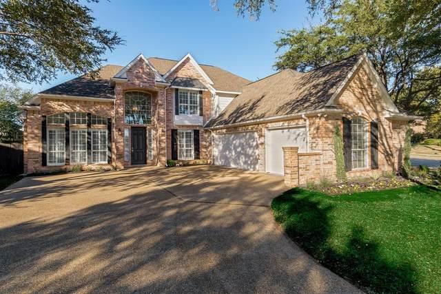 1207 Granger Drive, Allen, TX 75013 (MLS #14460115) :: Hargrove Realty Group