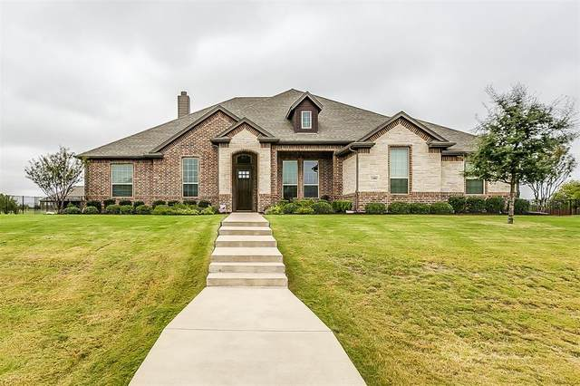 11003 Chriswood Drive, Crowley, TX 76036 (MLS #14460153) :: The Kimberly Davis Group