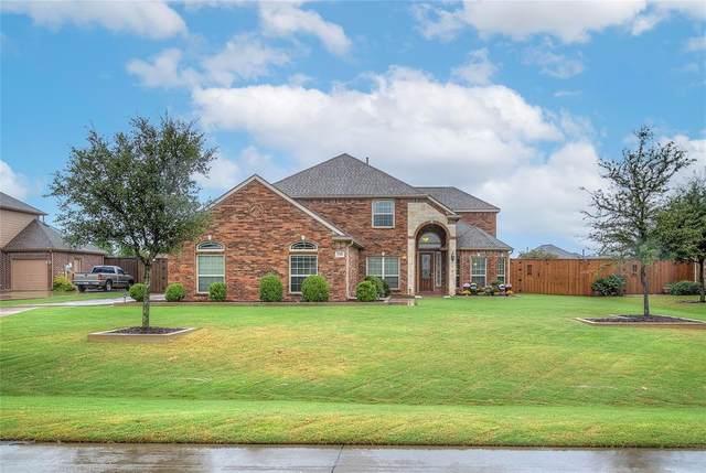 1306 Shadow Hills Drive, Wylie, TX 75098 (MLS #14460187) :: Maegan Brest | Keller Williams Realty