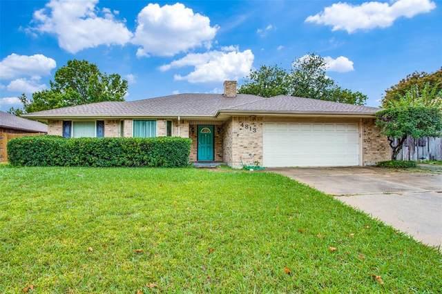 4813 Applewood Road, Fort Worth, TX 76133 (MLS #14460188) :: Team Hodnett