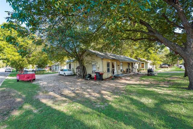 812 Granbury Street, Cleburne, TX 76033 (MLS #14460205) :: The Good Home Team