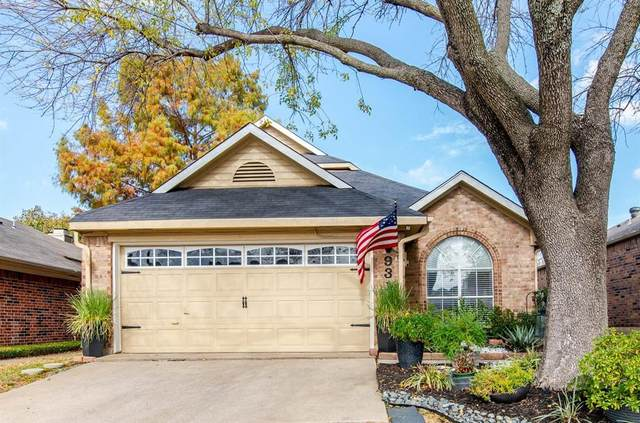931 Plantation Drive, Lewisville, TX 75067 (MLS #14460232) :: The Paula Jones Team | RE/MAX of Abilene
