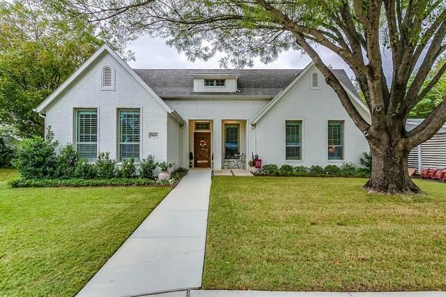 5860 Trigg Drive, Westworth Village, TX 76114 (MLS #14460243) :: EXIT Realty Elite