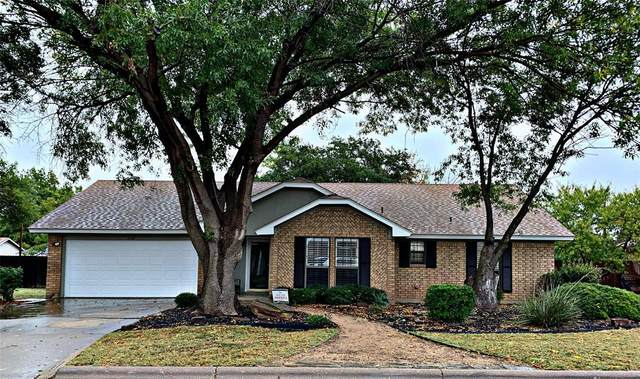 1701 Pemelton Drive, Abilene, TX 79601 (MLS #14460265) :: Robbins Real Estate Group