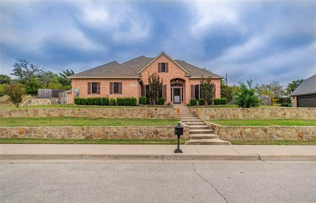 2221 Trace Ridge Drive, Weatherford, TX 76087 (MLS #14460270) :: The Good Home Team
