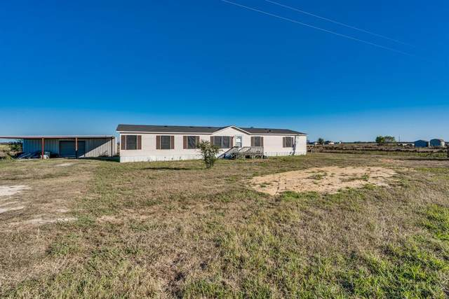 1125 Gibson Road, Waxahachie, TX 75165 (MLS #14460284) :: The Hornburg Real Estate Group