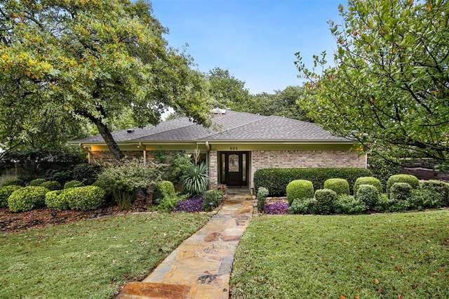 825 Larkspur Lane, Fort Worth, TX 76112 (MLS #14460314) :: The Hornburg Real Estate Group