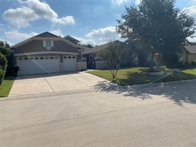 10905 Fieldstone Street, Denton, TX 76207 (MLS #14460323) :: The Paula Jones Team | RE/MAX of Abilene