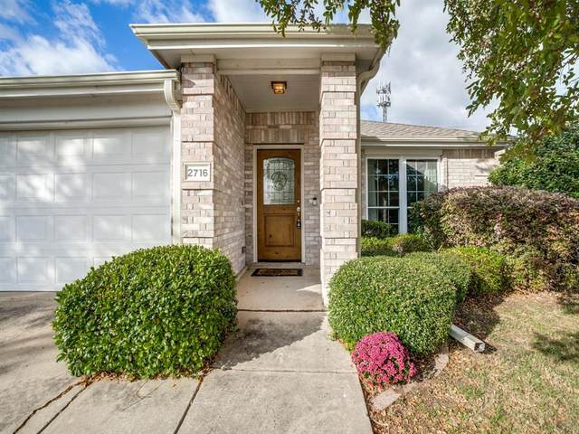 2716 Glenhaven Drive, Mckinney, TX 75071 (MLS #14460326) :: Hargrove Realty Group