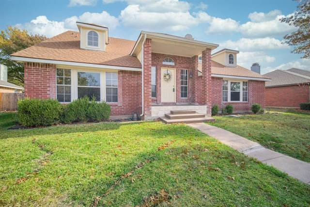 2087 Briarcliff Road, Lewisville, TX 75067 (MLS #14460329) :: Real Estate By Design