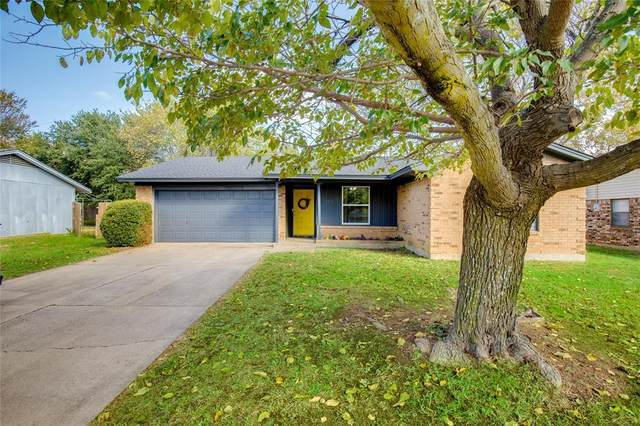 3413 Briercliff Drive, Denton, TX 76210 (MLS #14460334) :: RE/MAX Pinnacle Group REALTORS