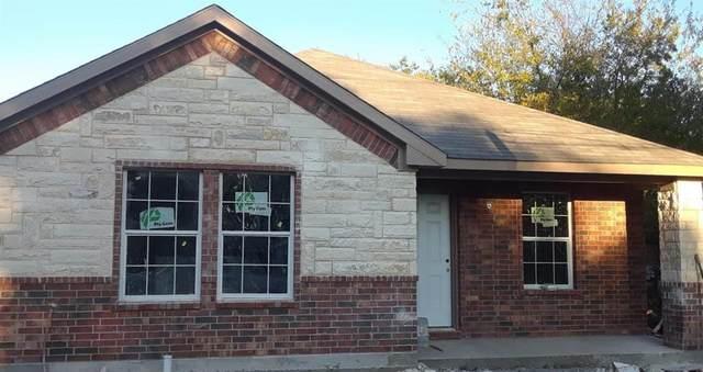 1708 N Wilhite Street, Cleburne, TX 76031 (MLS #14460354) :: The Rhodes Team