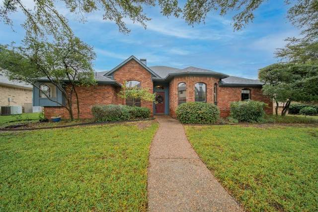 1217 Babbling Brook Drive, Lewisville, TX 75067 (MLS #14460360) :: Potts Realty Group