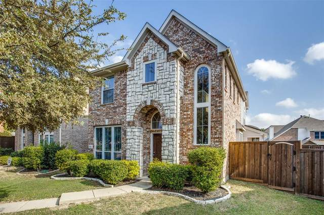 7466 Saddlehorn Drive, Frisco, TX 75035 (MLS #14460362) :: The Paula Jones Team | RE/MAX of Abilene