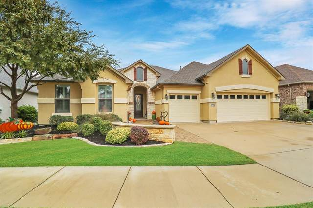 11532 Southerland Drive, Denton, TX 76207 (MLS #14460371) :: Post Oak Realty