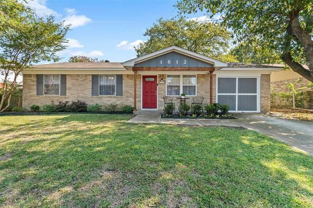 1612 Japonica Lane, Plano, TX 75074 (MLS #14460411) :: The Paula Jones Team | RE/MAX of Abilene