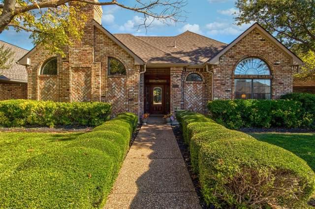 17624 Windflower Way, Dallas, TX 75252 (MLS #14460455) :: Robbins Real Estate Group