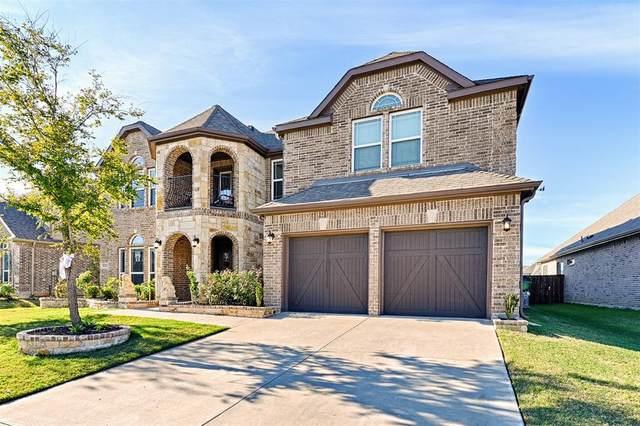 4229 Rainwater Creek Way, Celina, TX 75078 (MLS #14460547) :: Real Estate By Design