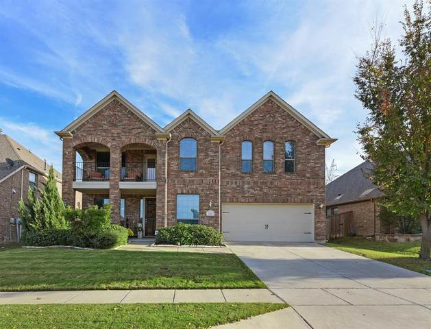 622 Newchester Drive, Roanoke, TX 76262 (MLS #14460557) :: Robbins Real Estate Group