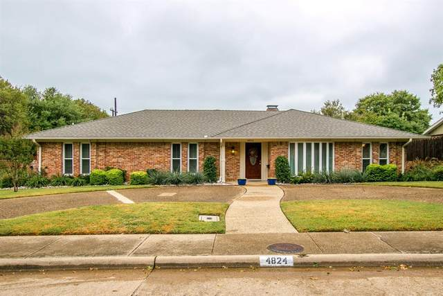 4824 Harvest Hill Road, Dallas, TX 75244 (MLS #14460578) :: Potts Realty Group