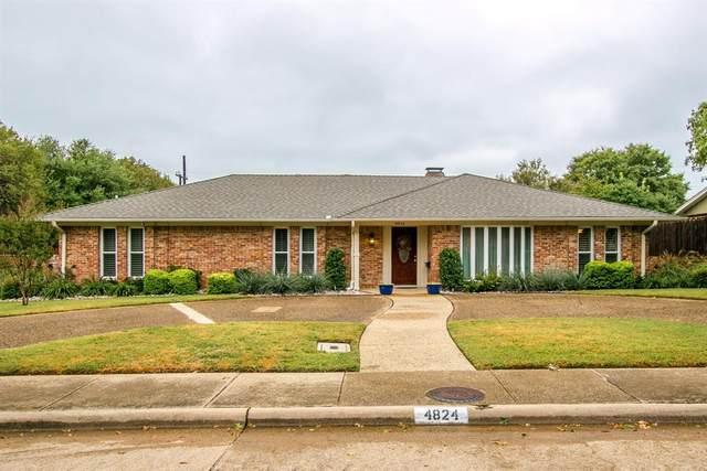 4824 Harvest Hill Road, Dallas, TX 75244 (MLS #14460578) :: Real Estate By Design