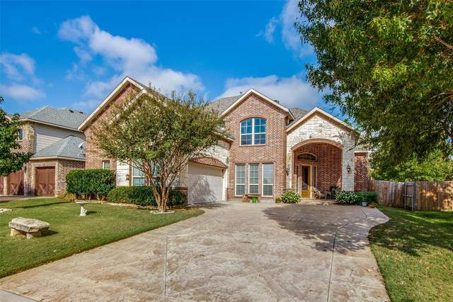 1915 Creek Bend Drive, Corinth, TX 76208 (#14460595) :: Homes By Lainie Real Estate Group