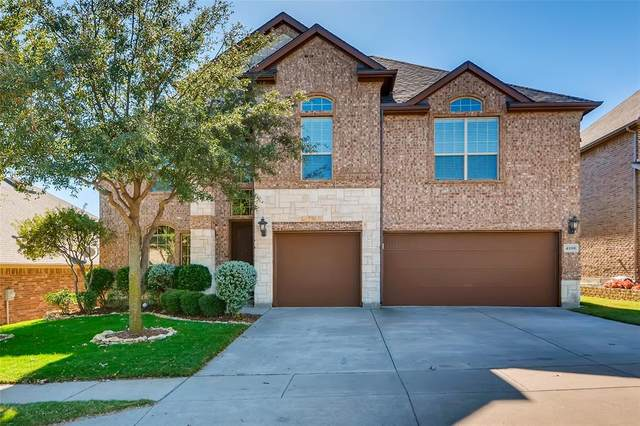 4100 Drexmore Road, Fort Worth, TX 76244 (MLS #14460609) :: The Tierny Jordan Network