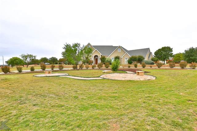7817 Saddle Creek Road, Abilene, TX 79602 (MLS #14460635) :: Potts Realty Group