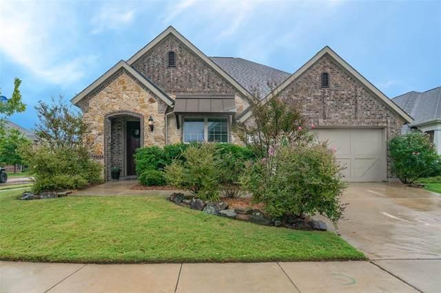 11316 Gibbons Creek Drive, Frisco, TX 75036 (MLS #14460638) :: The Hornburg Real Estate Group
