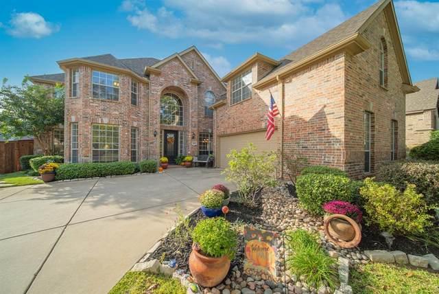 2609 Napier Lane, Flower Mound, TX 75022 (MLS #14460639) :: Post Oak Realty